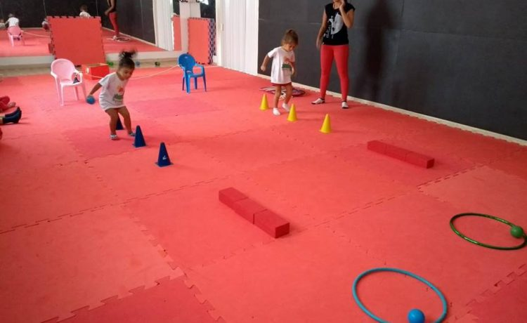 Aulas de educação física