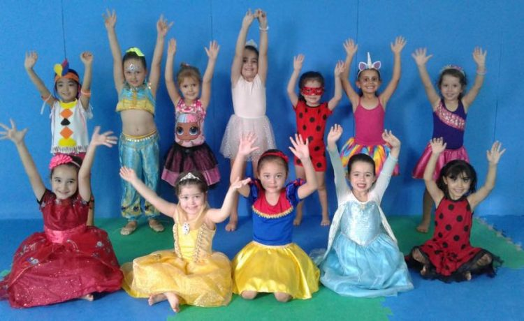 O carnaval na Baronesa continua nas aulas de Ballet